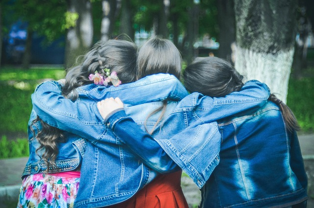 friends-denim-jacket