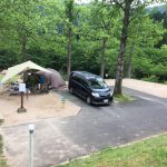 湯の原温泉オートキャンプ場~子供の遊び場と温泉に大満足でリピ決定!
