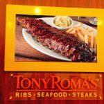 トニーローマ神戸ハーバーランド店のBBQリブに夢中♡umieでお肉の食レポ